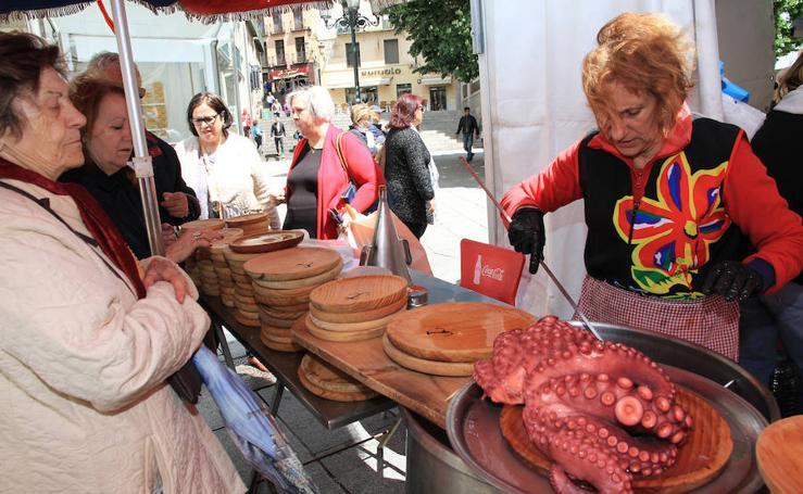 Inauguración de la XXI Feria Internacional de la Mujer Rural Pronatura