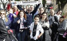 Salmantino, a la final se va por Navarra