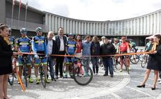Antonio Moleón gana la primera etapa de la III Vuelta Master de Salamanca