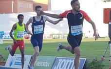 Álvaro de Arriba logra su mejor marca rompiendo la barrera del 1.45