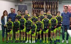 La Escuela de Ciclismo Bejarana se presenta oficialmente