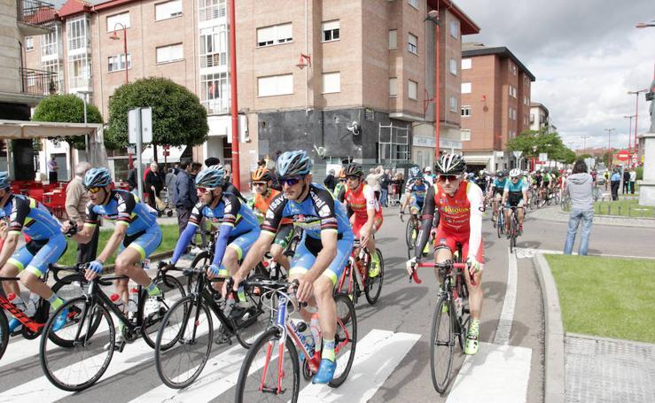 Vuelta Ciclista Master Salamanca