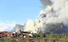La primavera deja en Castilla y León 9.000 hectáreas de monte quemadas menos que el año pasado