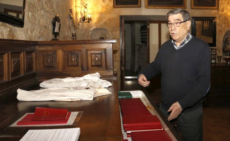 Los jesuitas ultiman su salida de Palencia