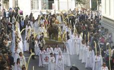 La Casa Real concede a la cofradía del Santo Sepulcro de Palencia el título de Real