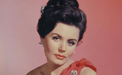 Muere a los 90 años la primera chica James Bond, Eunice Gayson