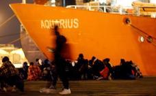 Malta dice que no le compete situación de barco con 629 inmigrantes