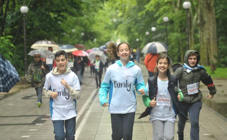 VI Día de la Familia en Marcha Caixabank