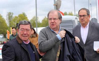 Herrera y Rico encabezarán la delegación burgalesa en la Junta Directiva Nacional del PP