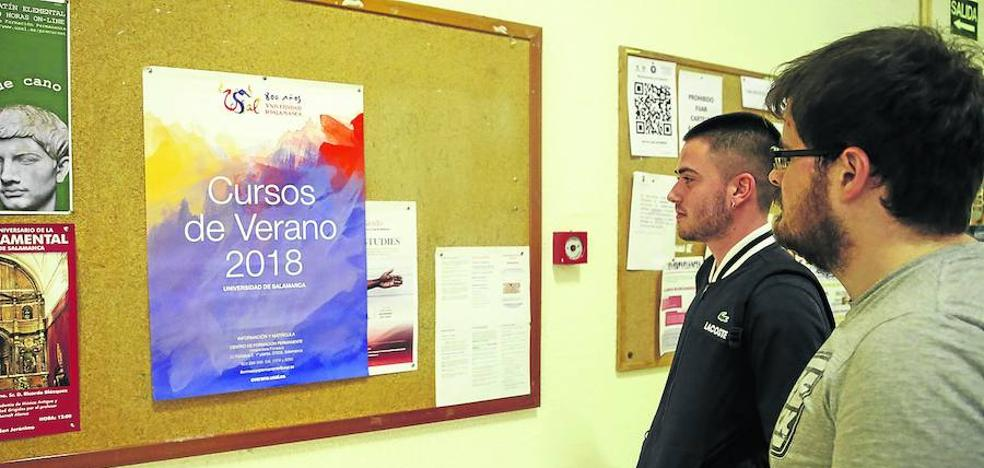 La Universidad recupera sus Cursos de Verano con 21 propuestas formativas