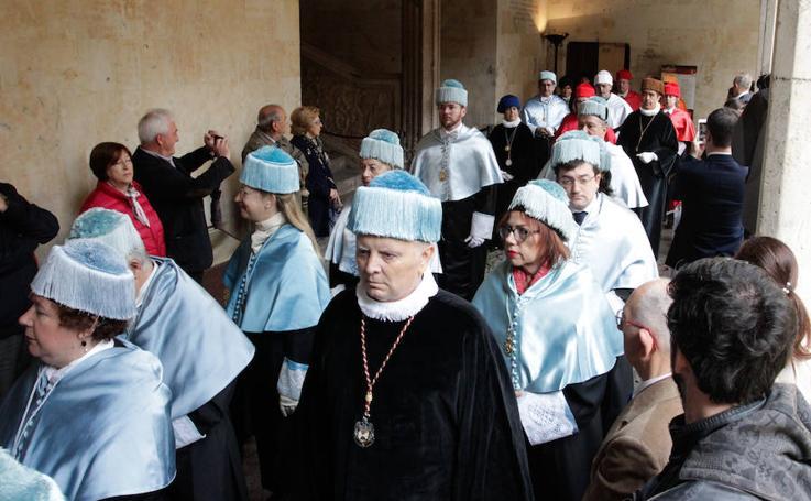 Homilía en la Real Capilla de San Jerónimo de la Universidad de Salamanca (USAL)