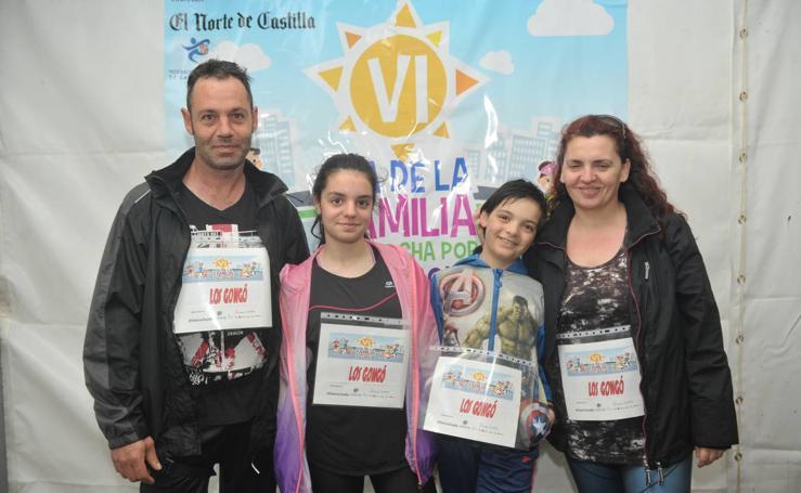 Photocall del VI Día de la Familia en Marcha Caixabank