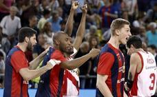 Baskonia, segundo finalista de la ACB