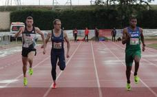 Los 100 metros destacan en un Memorial Carlos Gil Pérez lastrado por el mal tiempo
