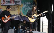 Más de 12.000 espectadores han respaldado el festival Palencia Sonora