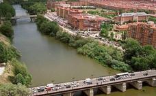 Un joven se lanza al río Pisuerga en Valladolid capital tras una discusión con su pareja