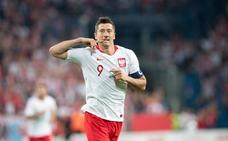 Polonia, un bloque construido para Lewandowski