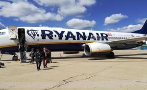Ryanair y Vueling cancelan dos vuelos de Barcelona a Villanubla por la huelga en Francia