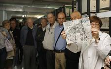 El Archivo Histórico Provincial de Palencia enseña sus entrañas