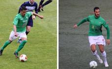 El CD Guijuelo hace oficiales las renovaciones de Carlos Rubén y Ayala