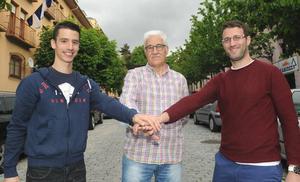 David Arranz y Mario Zúñiga renuevan con el CD La Granja