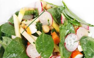 Cuatro ensaladas para renovar tu dieta en primavera