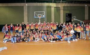 Los equipos del CD Carbajosa ganan la Final-Four salmantina