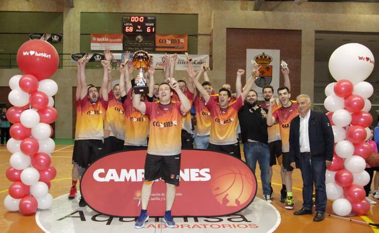 Premios Final-Four salmantina de baloncesto