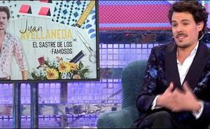 Juan Avellaneda habla del físico de Terelu Campos