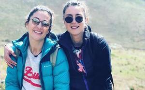Visita sorpresa de Nagore Robles a Sandra Barneda