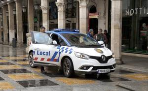 Atropellado un perro que estaba suelto en el polígono de Palencia