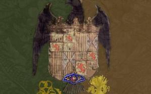 Descubren la primera bandera de España