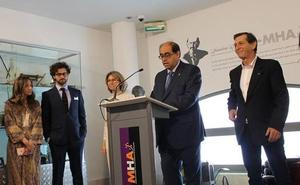 El Museo de Historia de la Automoción abre un espacio dedicado a Gómez Planche