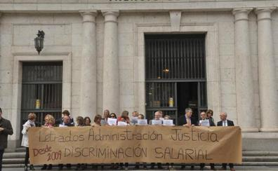 Los letrados de Justicia reivindican a la nueva ministra mejoras salariales