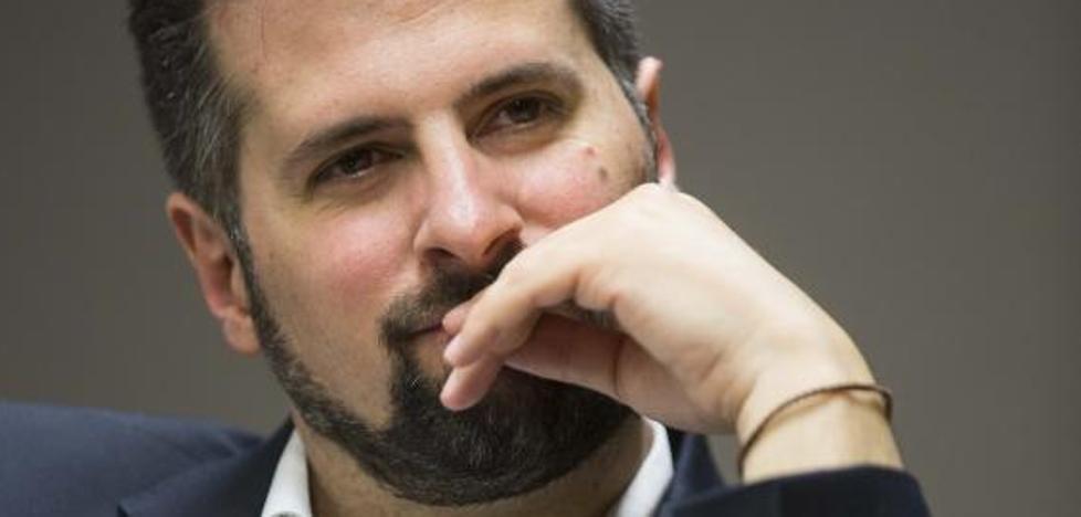 Luis Tudanca: «La despoblación no es una plaga bíblica, es la consecuencia de un tipo de política»