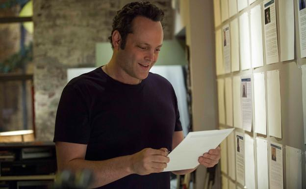 El actor Vince Vaughn. /