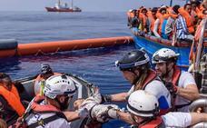 Segovia ofrece el albergue de peregrinos para acoger refugiados del 'Aquarius'