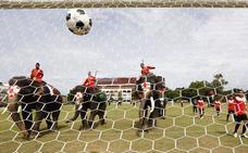 A ellos también les gusta el fútbol
