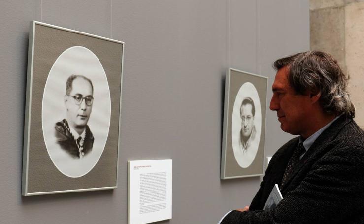 El Museo de la Universidad de Valladolid inaugura la exposición 'Facies Sapientiae III. Imágenes de universitarios ilustres'