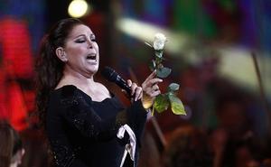 Isabel Pantoja, indignada al hacerse públicas las condiciones para trabajar en 'Cantora'