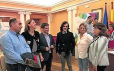 Medina aspira a cuatro proyectos de la UE para el desarrollo de la villa