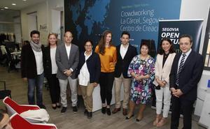 Tres proyectos tecnológicos nacionales comienzan a gestarse en Segovia