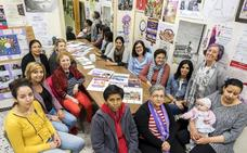 La lucha feminista cumple 25 años en La Rondilla