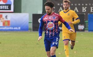 Rubén Yubero también sigue en la Segoviana