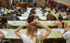 Más de 4.500 alumnos extremeños repiten la selectividad este martes