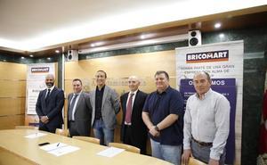 Una empresa de materiales de construcción creará 90 empleos en Carbajosa de la Sagrada tras invertir 12 millones de euros