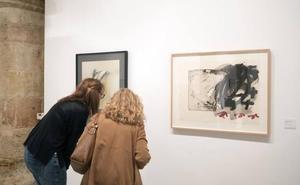 Más de cien obras rinden en 'Obra gráfica' un homenaje póstumo a Venancio Blanco