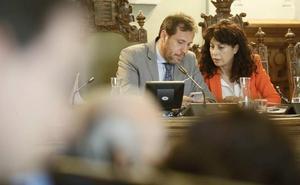 Óscar Puente destaca que Valladolid «ha mejorado en todos los parámetros» en tres años de mandato