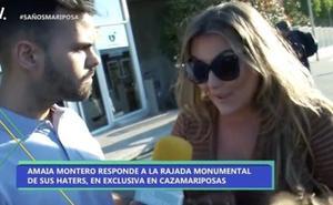 Amaia Montero niega que estuviera borracha durante su concierto de Cantabria