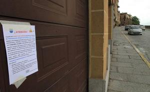 Los vecinos con plaza de garaje en San Juan no podrán usarla a partir del lunes